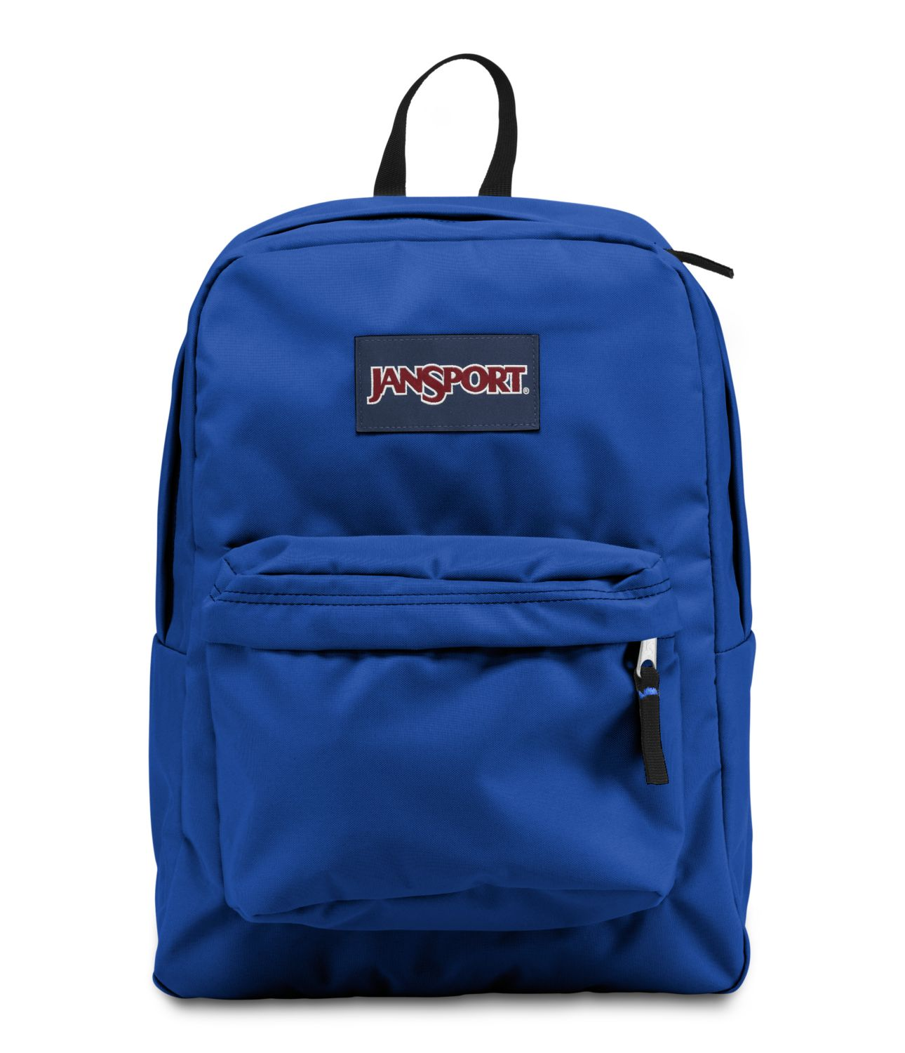 JanSport SuperBreak School Backpack - Blue Streak