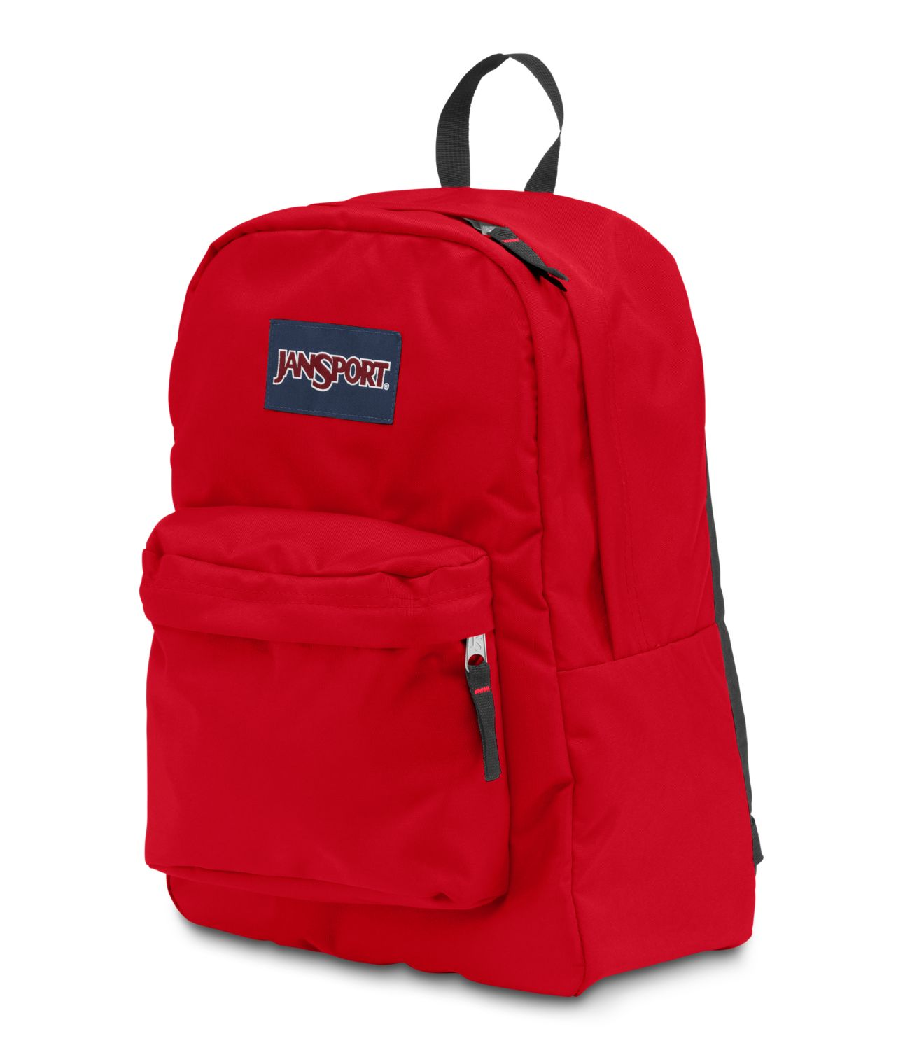 JanSport SuperBreak School Backpack - High Risk Red - Fantasyard ...