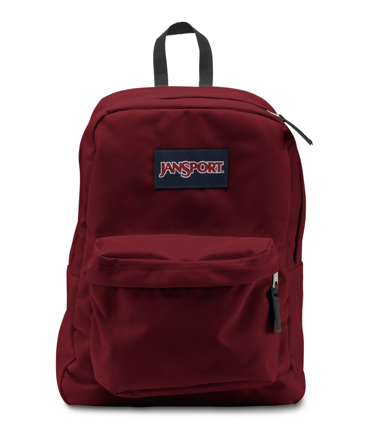 JanSport SuperBreak School Backpack - Viking Red ...