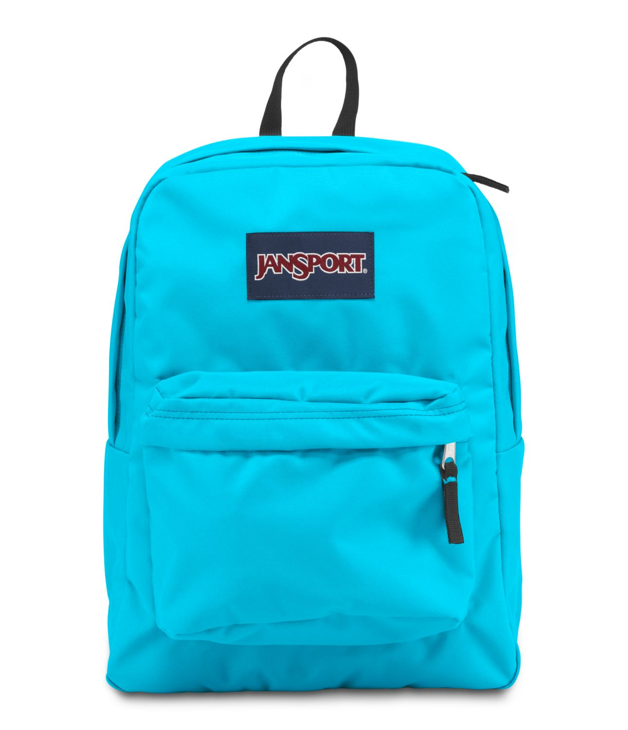 JanSport SuperBreak School Backpack - Mammoth Blue