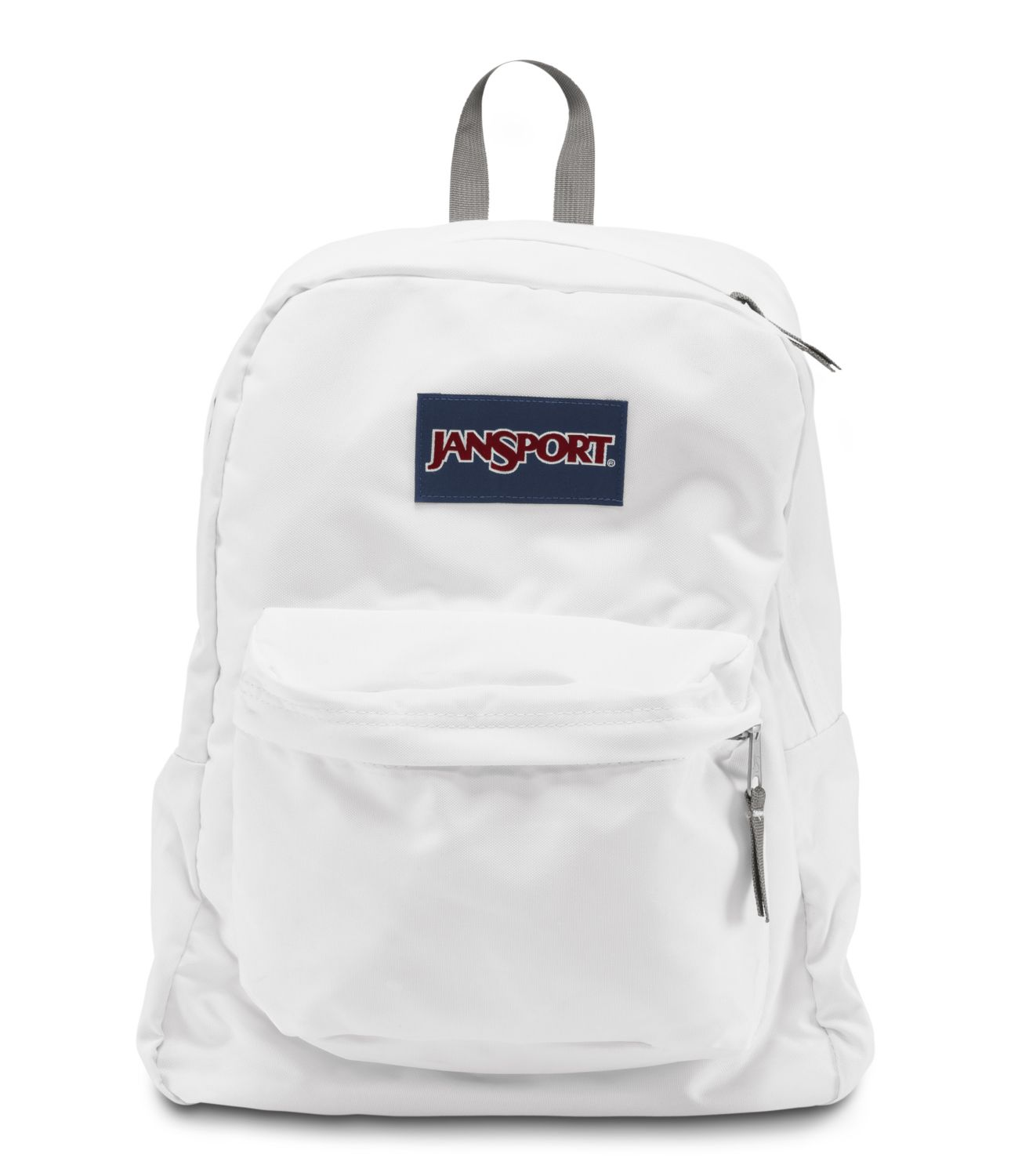 Jansport Superbreak School Backpack White Fantasyard