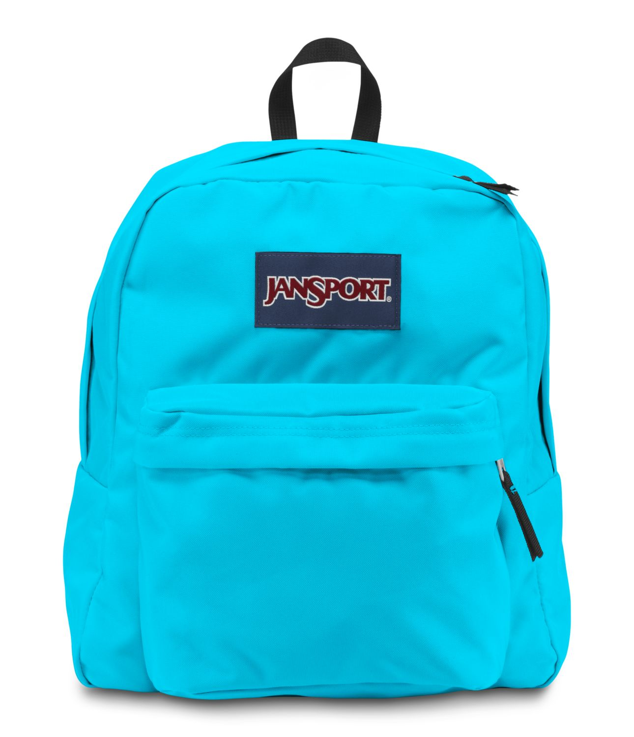 JanSport Spring Break School Backpack - Mammoth Blue