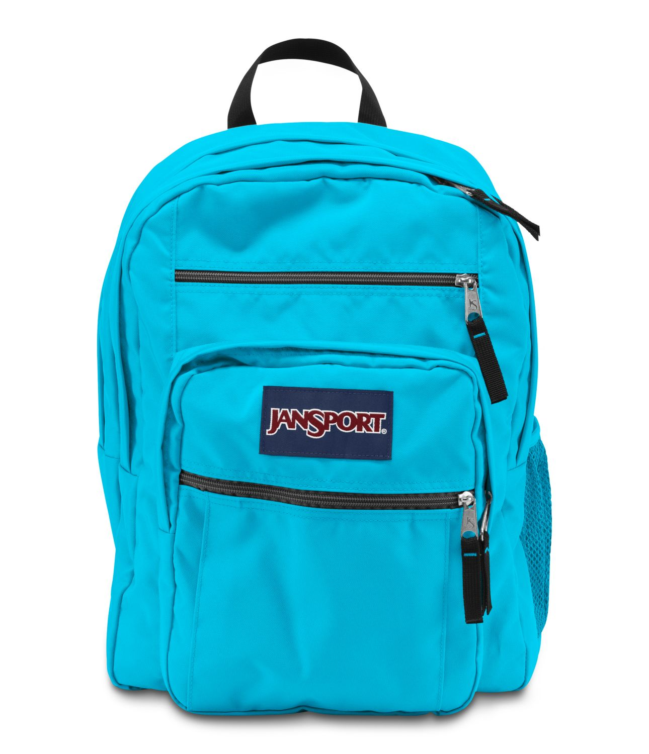 JanSport Big Student School Backpack - MAMMOTH BLUE