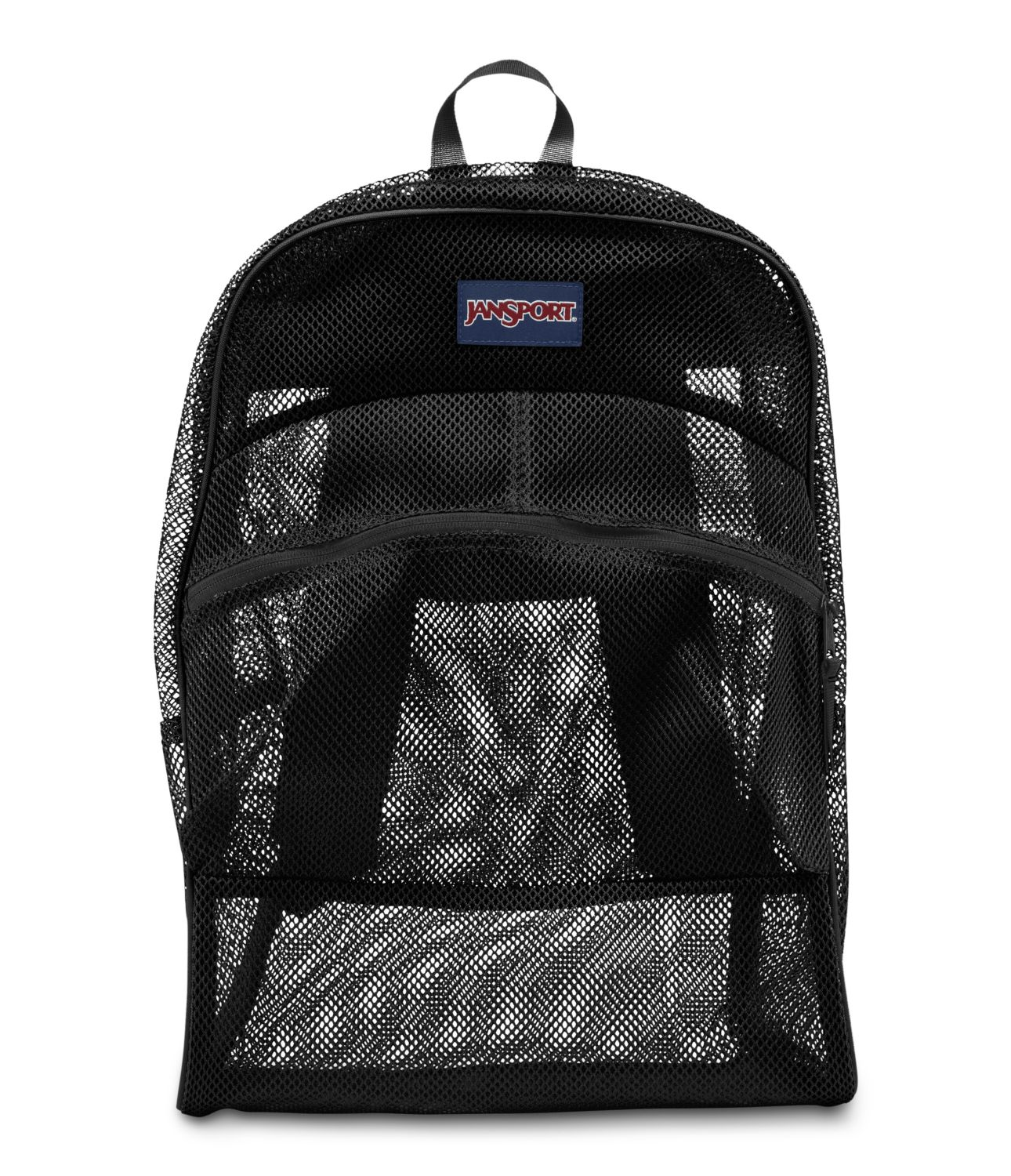 JanSport Mesh Pack School Backpack - Black - Fantasyard Costume ...
