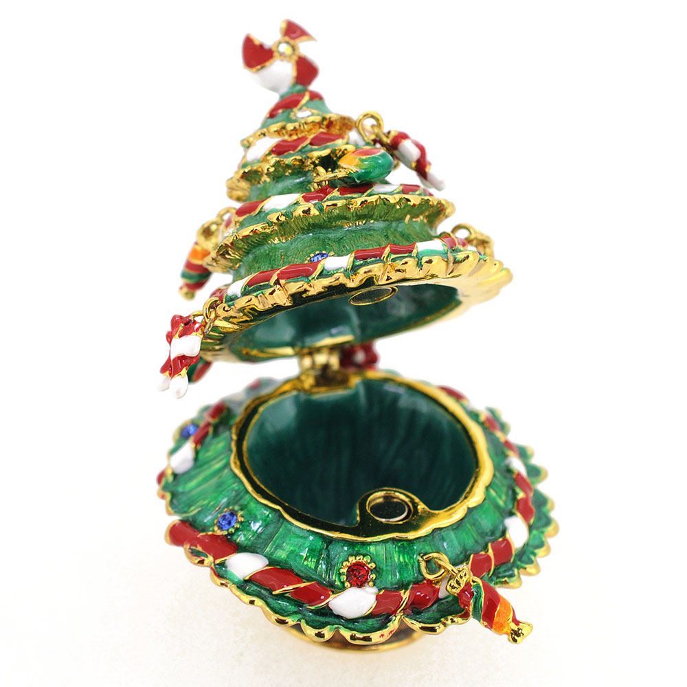 Christmas Tree Trinket Box Fantasyard Costume Jewelry Accessories