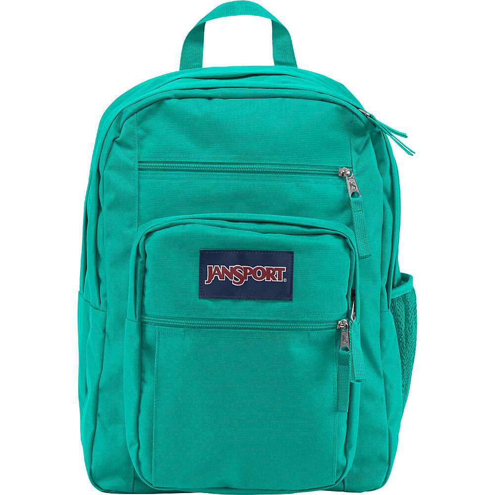 And we update our bags regularly, too, with improved features like laptop sleeves, water bottle pockets, comfortable straps, cord storage and more. If it's new and it's JanSport, you'll find it here. New backpacks are where you start your school shopping for the upcoming year. Get a new school backpack for the school year from JanSport!