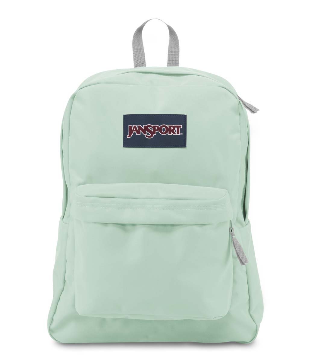 Jansport® backpacks take you anywhere you want to go. From game days to school days to countryside travels, trust your storage to this popular brand. Durability is essential for your backpack, and Jansport® bags feature hearty, quality materials that can stand up to just about anything.