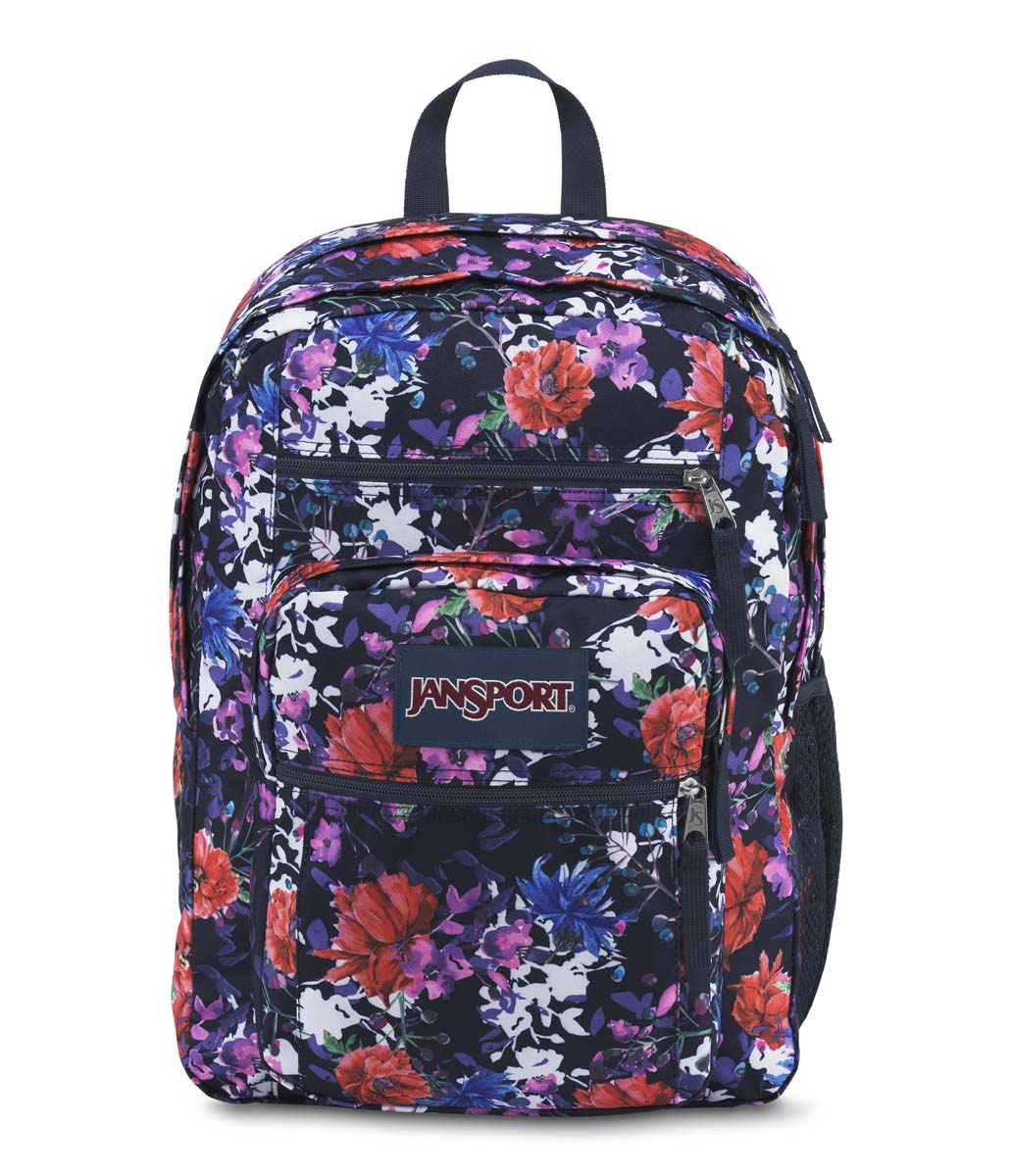 Jansport Big Student Backpack - Morning Bloom