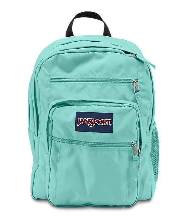 Jansport Big Student Backpack- Aqua Dash - Fantasyard Costume ...