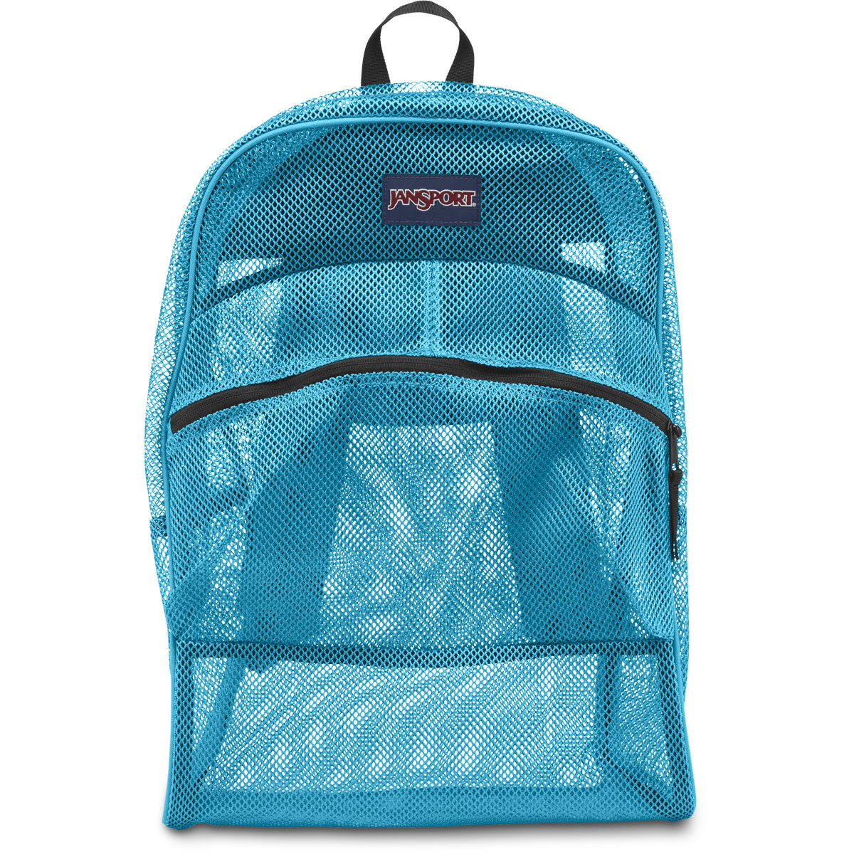 JanSport Mesh Pack School Backpack - Blue Crest - Fantasyard ...