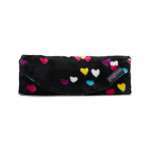 JANSPORT DIGITAL BURRITO POUCH - BLACK FIRST LOVE
