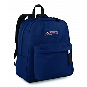 JanSport Spring Break School Backpack - Navy