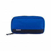 JANSPORT PIXEL ACCESSORY POUCH - BLUE STREAK