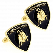 Lamborghini Logo Car Automotive Cufflinks